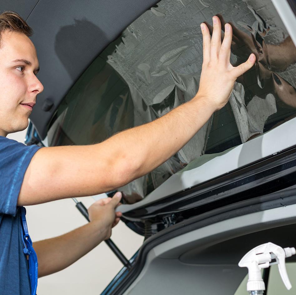 car window tinting cost