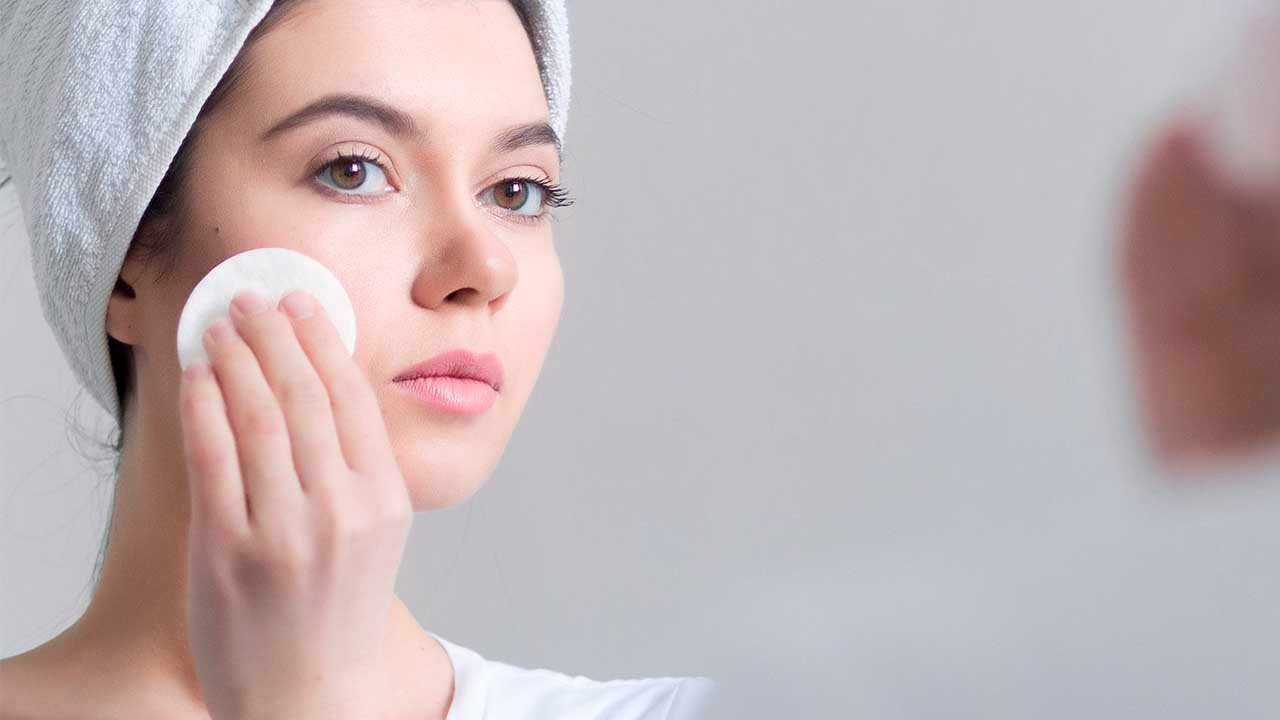 Daily skin care rules